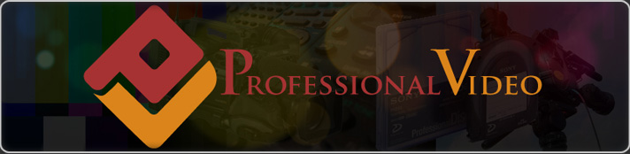 Professsional Video Banner